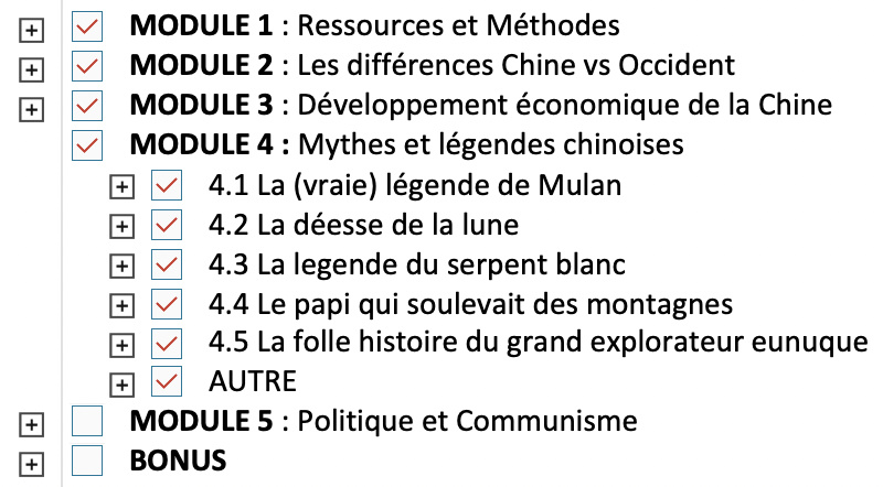 Lecture PRO